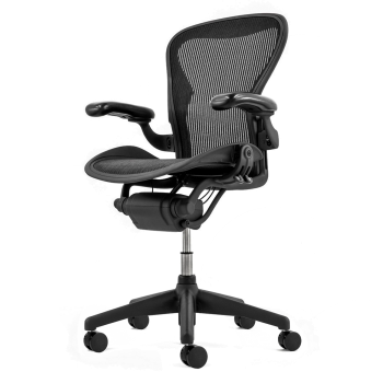 Herman Miller Aeron Classic - str. B (Medium) Premium Refurbished